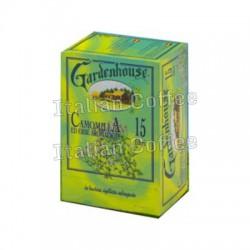 Camomilla ed erbe aromatiche