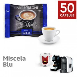 Borbone Don Carlo Miscela BLU
