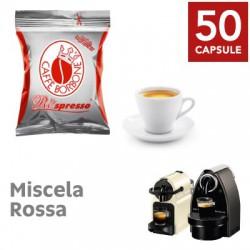 Borbone Rossa Nespresso