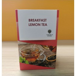 Breakfast Lemon Tea