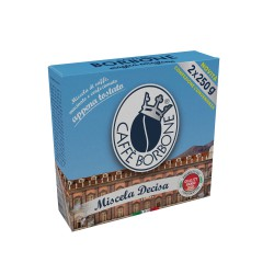 Borbone Blu Macinato